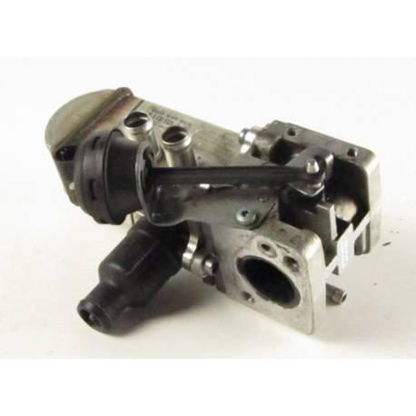 Refroidisseur pour recirculation des gaz  / Volet de régulation pour Audi / VW ref 059131511G / 059131515H / 059131063J