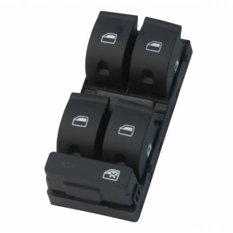 Commodo interuptor de elevalunas para Audi A4