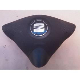 Airbag volant / Module de sac gonflable pour Seat Arosa / Cordoba / Inca / Ibiza ref 6K0880201B
