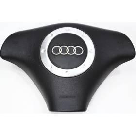 Airbag volant / Module de sac gonflable pour Audi TT 8N ref 8N0880201H