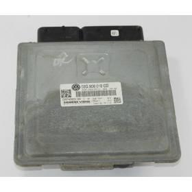 Calculador motor para  VW Passat 2L TDI 140 cv ref 03G906018CD / 5WP45600 AA / 5WP45600AA