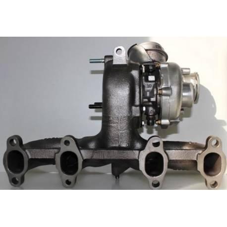 Turbo 1L9 TDI 130 cv pour VW Golf 4 / Bora / Audi A3 / Skoda Octavia ref 038253016F / 03G253016Q  / 03G253016QX