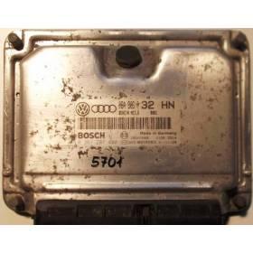 Calculateur d'injection moteur pour Golf 4 / Bora / Audi A3 / Octavia / Leon / Toledo 1L8 essenceref 06A906032HN /  0261207440