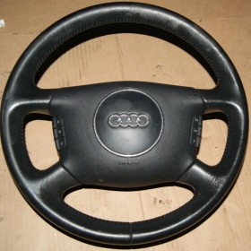 Steering-wheel with airbag pour Audi A4 B6