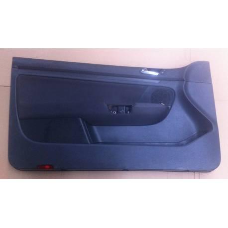 Panneau / revetement garniture de porte avant conducteur pour VW Golf 5 modèle 3 portes ref 1K3867011 / 1K3867011AE RDA