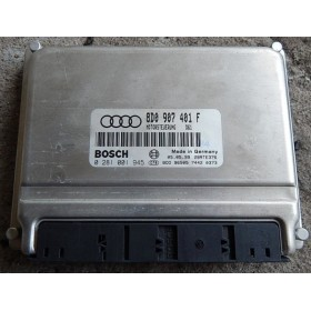 Engine control for Audi A4 2L5 V6 tdi 150 ref 8D0907401F ref Bosch 0281001945 / 0 281 001 945