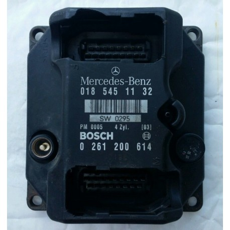 Calculator para mercedes W124 W202 E200 C200 écu 018 545 11 32 PMS 0185451132 / 0261200614