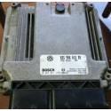 Calculateur moteur pour VW Touran 1L9 TDI ref 03G906016BB / Ref Bosch 0281011479