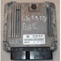 Calculateur moteur pour VW Golf 5 / Jetta ref 03G906016CB / Ref Bosch 0281011900 / 0 281 011 900