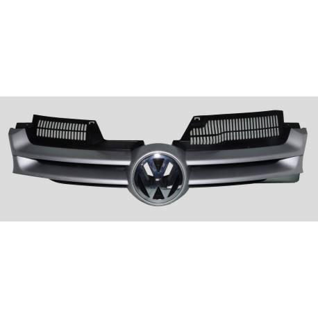 Calandre pour VW Golf 5 coloris gris métal code peinture LA7W ref 1K0853651A