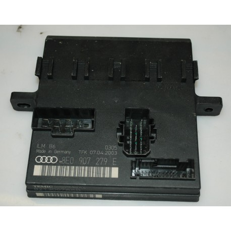 Organe de commande de réseau de bord pour Audi A4 ref 8E0907279B / 8E0907279F / 8E0907279E