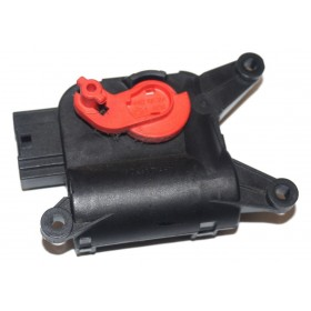 Servomoteur de volet de régulation de température Audi A4 / Seat Exeo ref 8E2820511A / 8E2820511F / V158 marron / Valeo 663826D