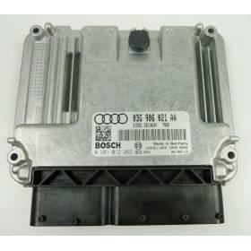 Engine control for Audi A3 2L TDI 140 cv motor BMM ref 03G906021AA / 03G997017LX Ref Bosch 0281012262 / 0 281 012 262