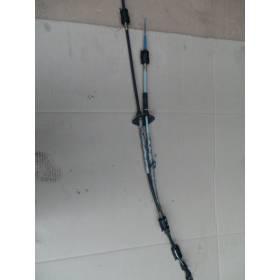Support de commande avec cables bowden pour Mini Cooper R50 / R552 / R53 ref 25117515463 / 25117542693