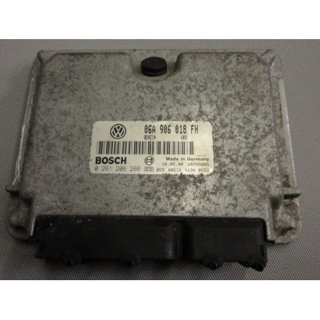 Engine control for Skoda Octavia 2L gasoline AQY ref 06A906018FH / Ref Bosch 0261206266