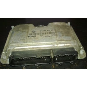 Calculateur moteur pour Seat Ibiza / Cordoba 1L4 MPI AUD ref 6K0906032AC / Ref Bosch 0261207228