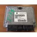Calculateur moteur pour VW Polo 9N 1L4 16v BBY ref 036906034DD / Ref Magneti Marelli 61600.663.02