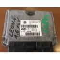 Calculateur moteur pour Seat Leon 1 / Toledo 1L6 16v essence AZD ref 036906034CP / Ref Magneti Marelli 61600.635.02