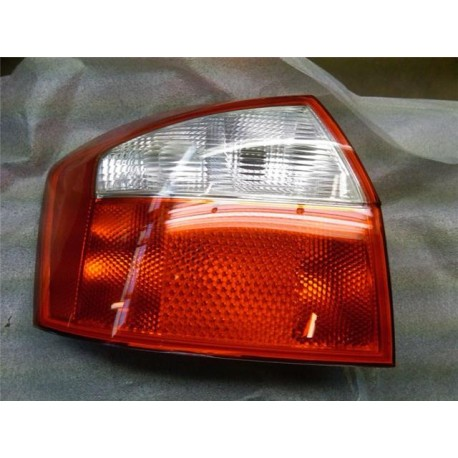 Tail-light passenger side for Audi A4 B6 Saloon car ref 8E5945218