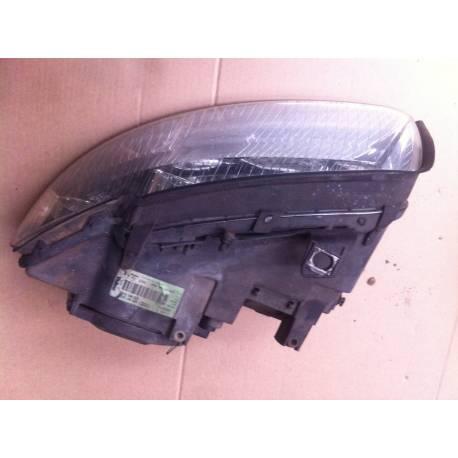 Faro óptico proyector frontal conductor para Audi A4 B6 8E0941003G / 8E0941029D