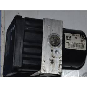 Bloc ABS pour Opel Zafira B ref 10.0960-0559.3 /  4E35L06J77