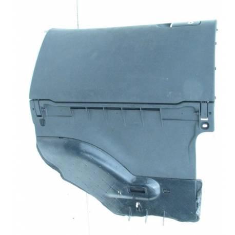 Guanteras en color negro para Audi A4 B6 ref 8E2857035H 6PS