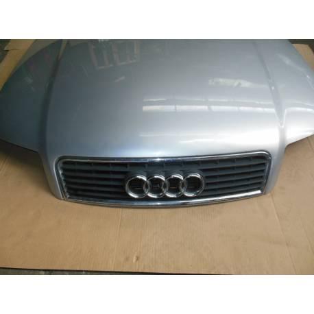 Capot du moteur avant coloris gris clair LG9R / Avec griffes /  pour VW New Beetle ref 1C0823031L