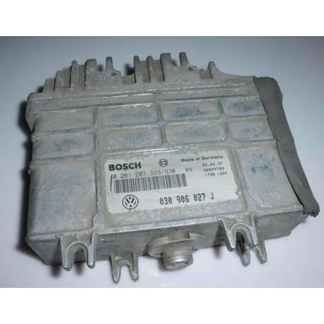 Control del motor para Seat Arosa / VW Lupo 1L gasolina ref 030906027J / 030906027AK / 0261203929 / 930 / 0261203930