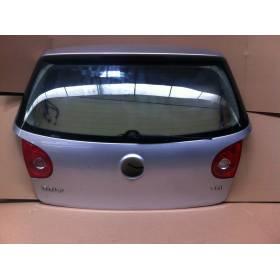 Malle arrière hayon / coffre pour VW Golf 5 coloris gris clair LA7W