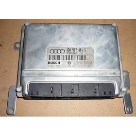 Calculateur injection moteur pour Audi A8 2L5 V6 TDI ref 4D0907401G / 4D0907401B / 4D0907401N / 4D0997401AX