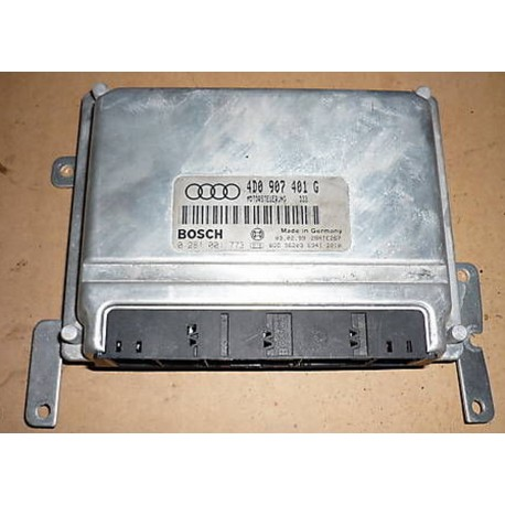 Control inyeccion motor para Audi A8 2L5 V6 TDI ref 4D0907401G / 4D0907401B / 4D0907401N / 4D0997401AX