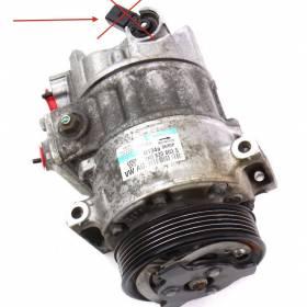 Compresor de aire / aire acondicionado vendido sin la sonda ref 1K0820803G / 1K0820803Q / 1K0820803S / 1K0820808FX