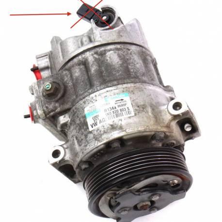 Compresseur de clim / climatisation vendu sans la sonde ref 1K0820803G / 1K0820803Q / 1K0820803S / 1K0820808FX