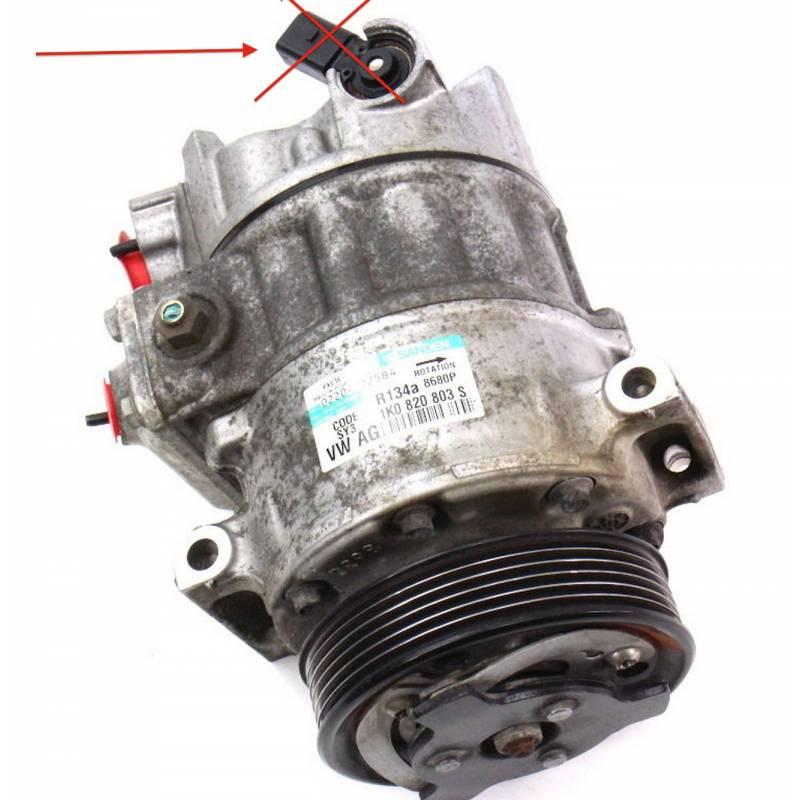 Compresor de aire aire acondicionado vendido sin la sonda for Compresor de aire acondicionado