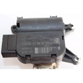 Servomoteur de volet de regulation de la temperature ref 1K1907511D / 1K1907511G / Ref Bosch 0132801338