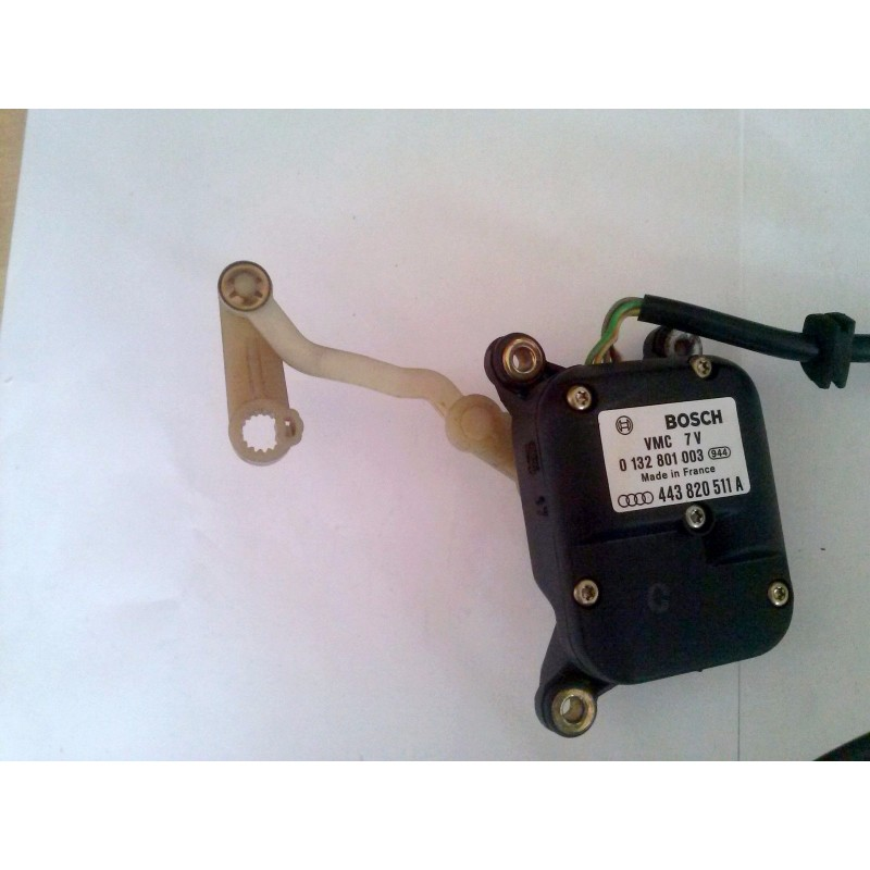 temperature-actuator-control-for-audi-a6