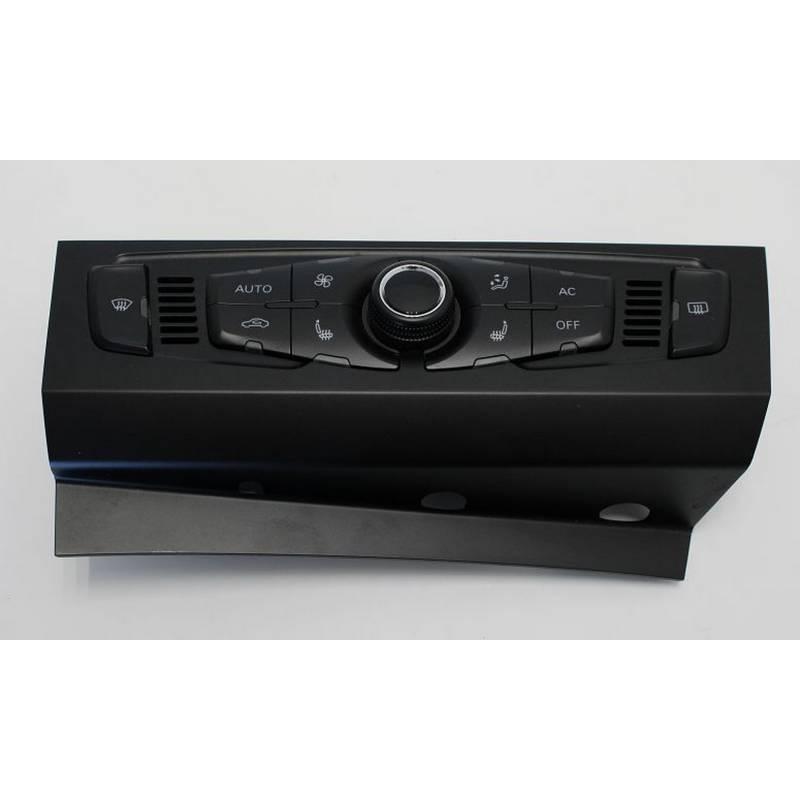 climatronic commande de climatisation et chauffage pour audi a4 a5 q5 ref 8t1820043p. Black Bedroom Furniture Sets. Home Design Ideas