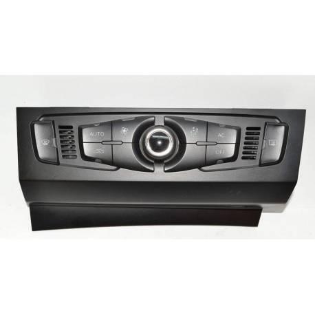 Unité de commande d'affichage pour climatiseur / Climatronic pour A4 / A5 / Q5 ref 8T1820043T
