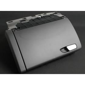 Boite à gants coloris noir sans barillet pour Audi A4 B8 ref 8K1857035C / 8K1857104 / 8K1857104B 8K1857104C 6PS