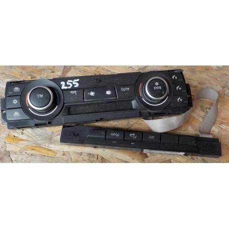 Unité de commande d'affichage pour climatiseur / Climatronic pour BMW X1 E84 ref 6411.9248581-01