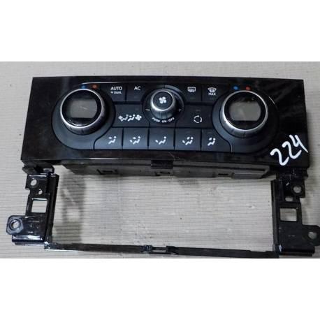 Unité de commande d'affichage pour climatiseur / Climatronic pour Renault Koleos ref 27510 8933R / T1015855L B