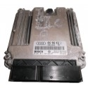 calculator of motor injection for Audi A3 8P 1L9 TDI ref 03G906016J / 0281011383