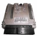 Calculador de inyección motorusado para Audi A3 8P 1L9 TDI ref 03G906016J / 0281011383