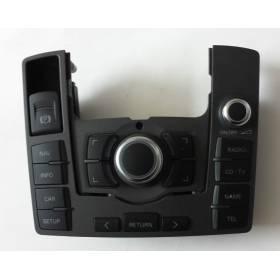 Unité de commande pour système multimédia MMI pour Audi A6 ref 4F0910609 / 4F1919610 / 4F1919610C / 4F1919610K / 4F1919610Q