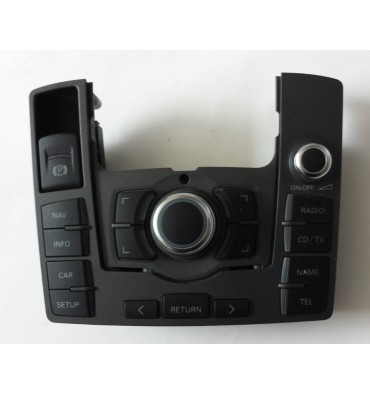 Control unit for multimedia system MMI for Audi A6 ref 4F0910609 / 4F1919610 / 4F1919610C / 4F1919610K / 4F1919610Q