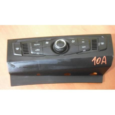 Unité de commande d'affichage pour climatiseur / Climatronic pour AUDI A4 B8 / A5 / Q5