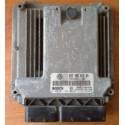 Calculateur moteur pour Seat Altea / Toledo 1L9 tdi 105 cv moteur BJB ref 03G906016DH / 0281011864