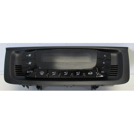 Unité de commande d'affichage pour climatiseur / Climatronic Seat Ibiza 6J 6J0820043A / 6J0820043B / 6J0820043C / 6J0820043D