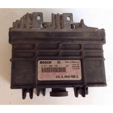Control motor para Skoda Favorit 1L3 motor ref 0261200790 / 441040460086