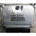 Calculateur moteur pour VW Bora / Golf 4 / New Beetle 1L9 TDI 100 cv ref 038906019FF / 0281010662